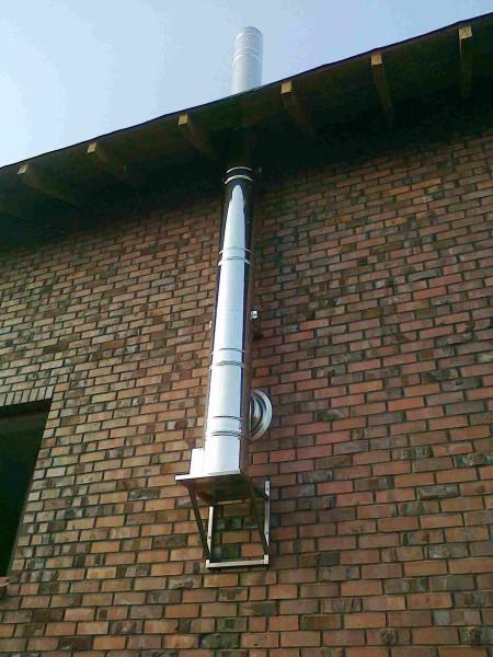 Montáž a dodávka komínových systémov